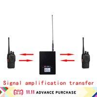 walkie talkie Repeater car radio station transceiver for baofeng purse telsiz 10 km walkie talkies hunting intercom ham zastone
