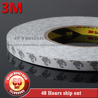 170MM Width 50M 3M 9080 Non Woven Tissue Two Sides Adhesive Tape For Auto Laptop Electronics