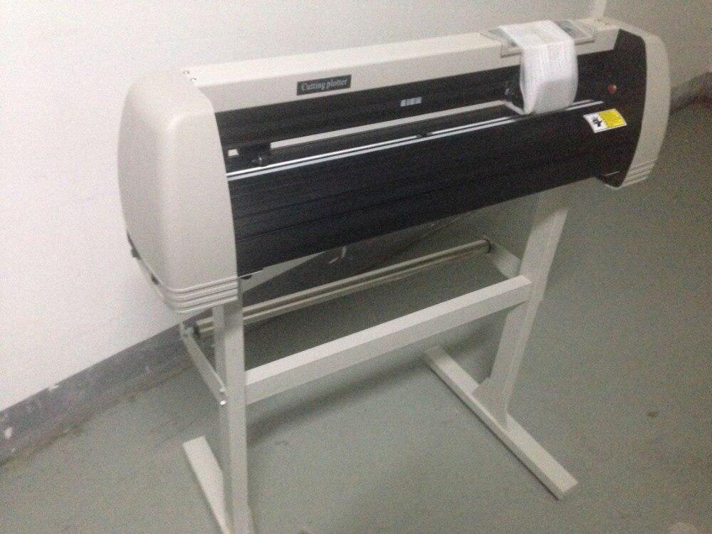 Traceur de découpe ordinateur machine de gravure diatomée boue autocollant Cutter 720mm + un mètre de transfert de chaleur PU + 60 cm * 8 m un rouleau vinyle