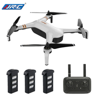 JJRC X7 SMART Double GPS 5G WiFi 1080P FPV Brushless RC Drone RTF Gimbal 23mins Flight Quadcopter Waypoint One Key 3 Batteries
