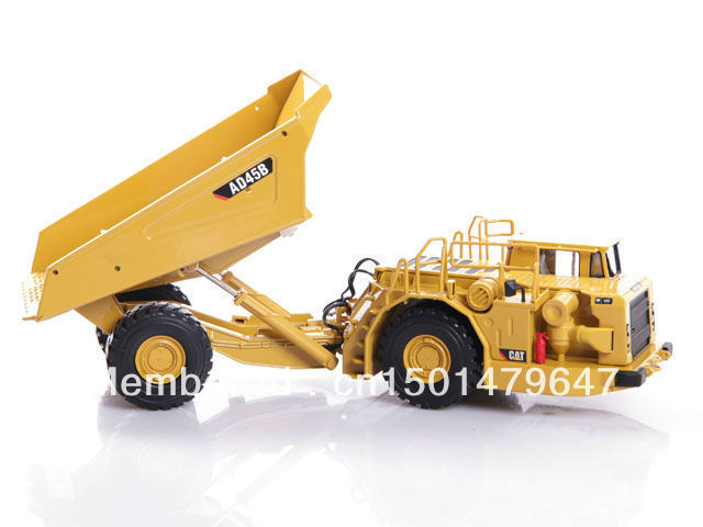 CAT AD45B UNDERGROUND ARTICULATED TRUCK 1/50 scale NORSCOT 55191CAT AD45B UNDERGROUND ARTICULATED TRUCK 1/50 scale NORSCOT 55191