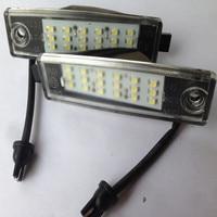 2x Led Lisans Numarası Plaka Işık Toyota HiAce 05-11 Rav4 Vanguard ACA33W