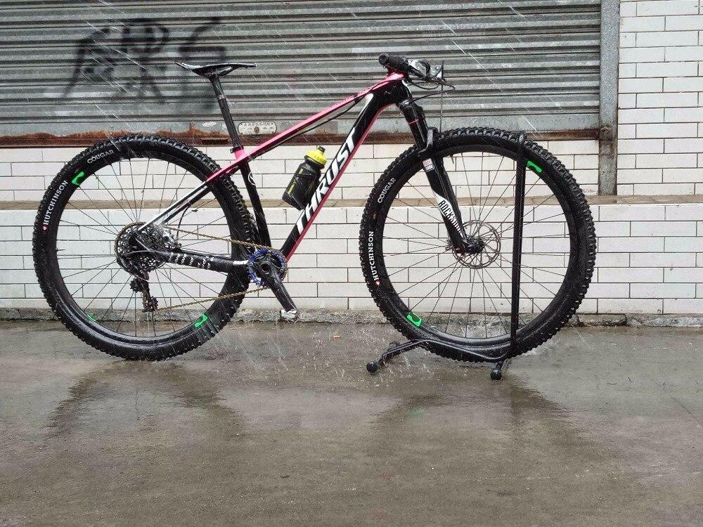 Promoción mtb bicicleta de bicicleta de montaña del carbón 29er completo de fibr