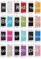 Для iphone5s новая коробка цвета в задней крышки iphone 5 ассамблеи материнская плата iphone мобильный телефон оболочки
