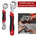 Многофункциональный универсальный гаечный ключ регулируемый гаечный ключ набор 8-32 мм Трещоточный ключ гаечный ключ ручные инструменты