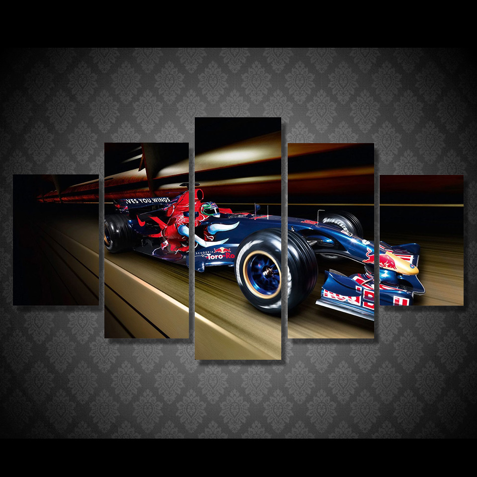Race Car Room Decor