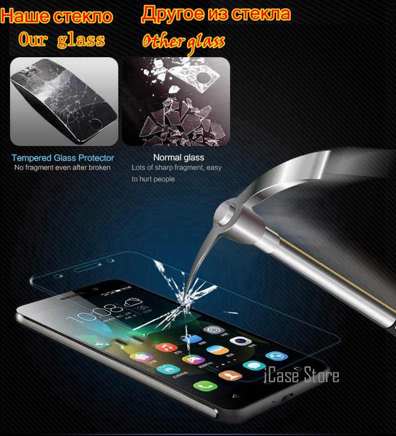 HD temperli cam huawei onur için 4A y6 SCL-L01 SCL-L21 SCL-L04 koruyucu koruyucu SKLO film en verre için Y6 Y 6
