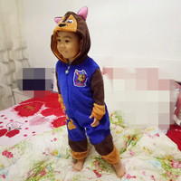 Animation Halloween Carnaval Cartoon Mascotte Kostuum Child Patrol Dog Ah Odd Costume Boys And Girls Baby