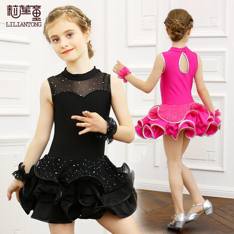 الأطفال الدانتيل الرقص اللاتينية - منتجات جديدة