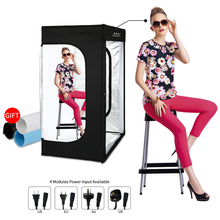 лучшая цена 160CMx120CMx80CM portable photo studio box Softbox White Light Photo Lighting Studio Shooting Tent Box Kit