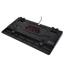 DeepFox Mechanical Gaming Keyboard 87 Keys Blue Switch Illuminate Backlight Anti-ghosting LED Keyboard Wrist Pro Gamer Keyboard