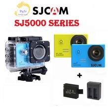 SJCAM SJ5000 серии Спорт действий Камера 4 К DV HD 2.0 «SJ5000 WI-FI SJ5000X Elite Водонепроницаемый камеры Спорт SJ cam