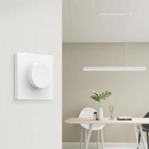 Image 3 - Yeelight Smart Dimmer Switch Intelligent Adjustment Off Light Still Work 5 In 1 Control Smart Switch