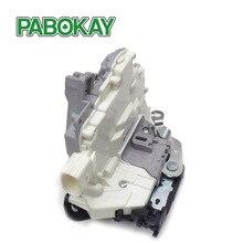 مجموعة قفل الباب الأمامي الأيسر/المحرك ، لـ VW MK5 EOS SEAT Leon 1P Zv ALTEA TOLEDO ، لـ VW MK5 EOS ، 1P1837015 1P1837015A