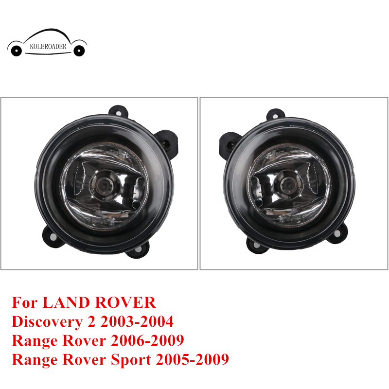 Front Right Car Fog Light LR For LAND ROVER Discovery 2 2003 2004 Range Rover 2006-2009 Range Rover Sport LR3 2005-2009 // коврики в салон novline land rover range rover sport 2005 2012 полиуретан 4 шт nlc 28 03 210