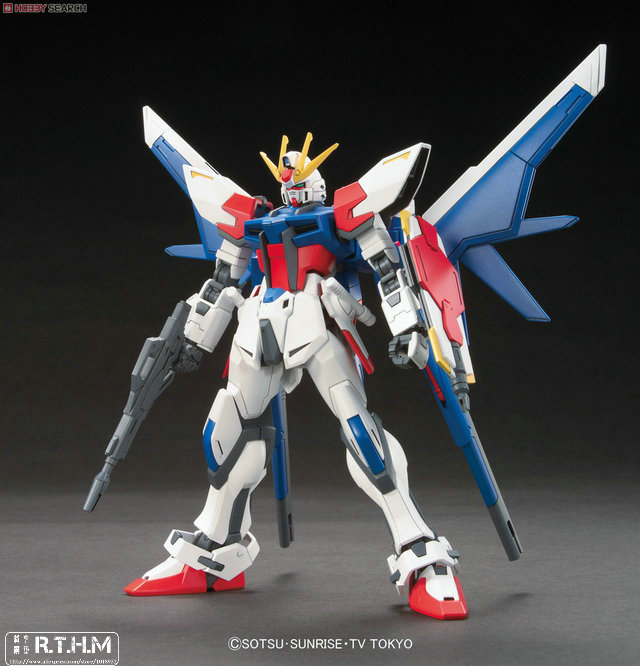 ФОТО Bandai HGBF 001 1/144 Build Strike Gundam hobby model building toys kids