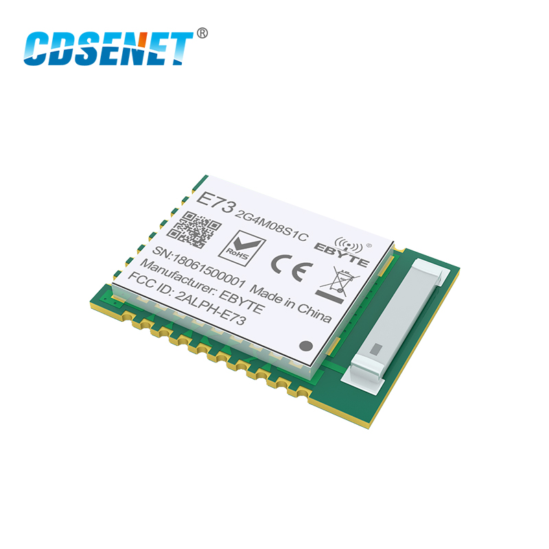 Image 4 - nRF52840 Bluetooth 5.0 240MHz RF Transceiver CDSENET E73 2G4M08S1C 8dbm Ceramic Antenna BLE 4.2 2.4 GHz Transmitter and Receiver-in Fixed Wireless Terminals from Cellphones & Telecommunications