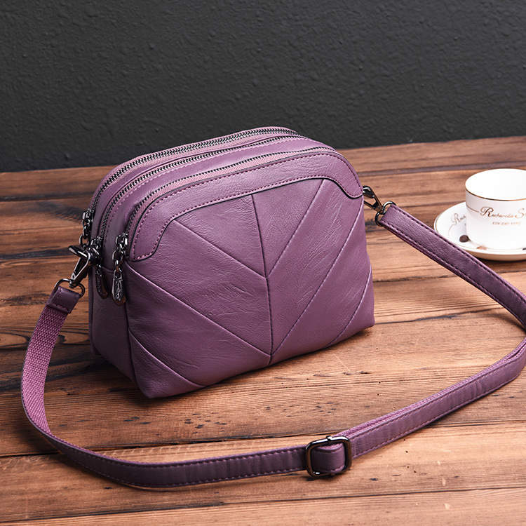 New Patchwork Womens Genuine Leather Handbags Small Shoulder CrossBody Bags For Women Messenger Bags Bolsas FemininaNew Patchwork Womens Genuine Leather Handbags Small Shoulder CrossBody Bags For Women Messenger Bags Bolsas Feminina
