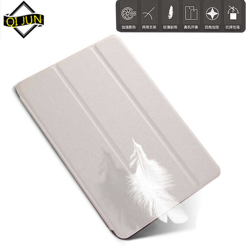 Durumda samsung Galaxy Tab A 8.0 inç (2019) SM-T290 T295 T297 kapak kapak Tablet kapak deri akıllı manyetik standı kabuk kapak