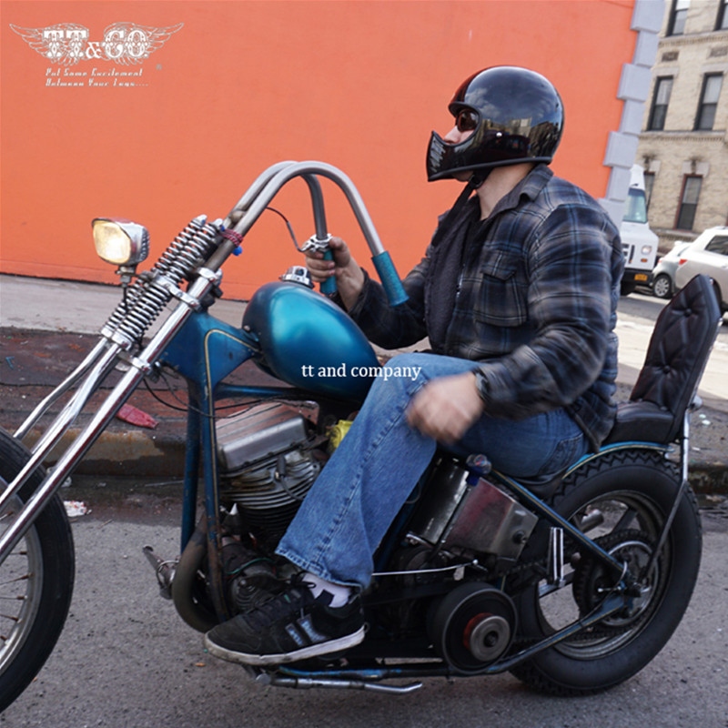 Japan Brand TT&CO Thompson Chopper Style Retro Harley