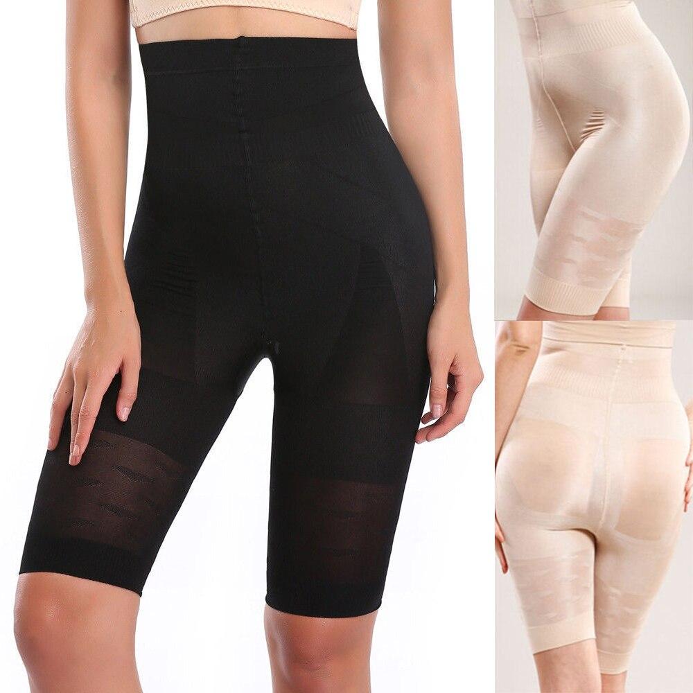 Fräulein Moly frauen Bauch-steuer Shaper Gürtel Hosen Hohe Taille Shorts Schlanken körper Lift Form Bein Panty Unterbrust Größe S-3XL