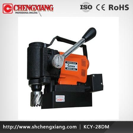 CAYKEN 28mm Light weight Magnetic drill machine KCY-28DM