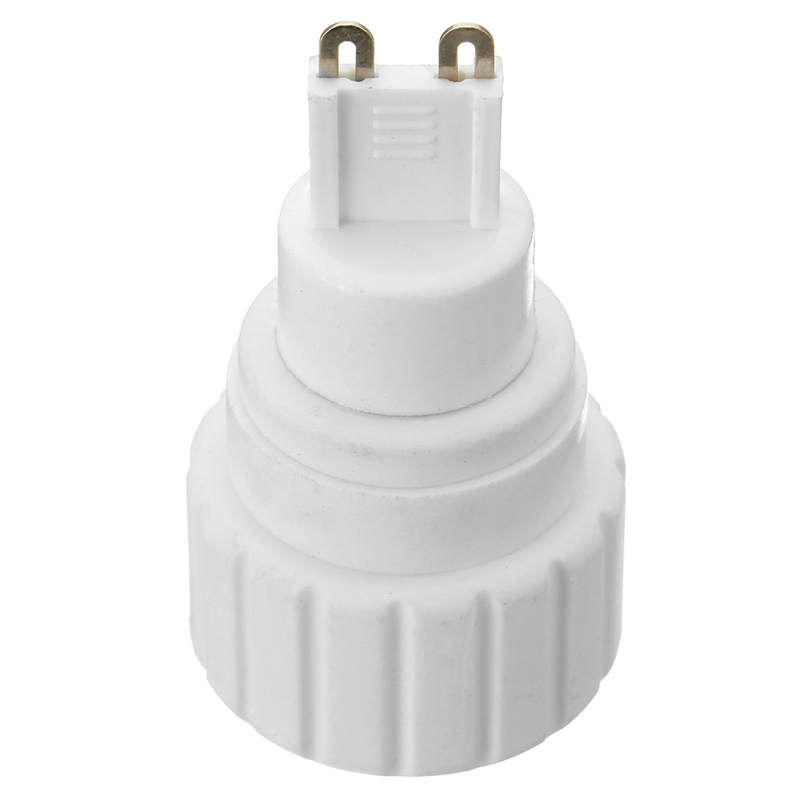 Lamp Bases G9 To GU10 Lamp Holde Base Screw LED Light Bulb Lamps Adapter Holder Socket Converter 220V 5A PBT Material