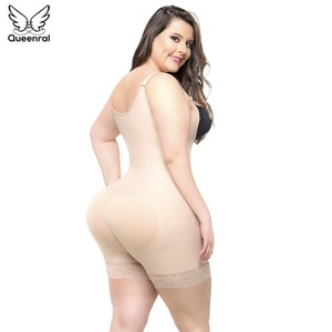 Image 3 - Eo Tập Bụng Tummy Shaper Tập Toàn Thân Nữ Người Mẫu Dây Đeo Giảm Béo Quần Lót Giảm Béo Định Fajas Mông Nâng Vỏ Bọc