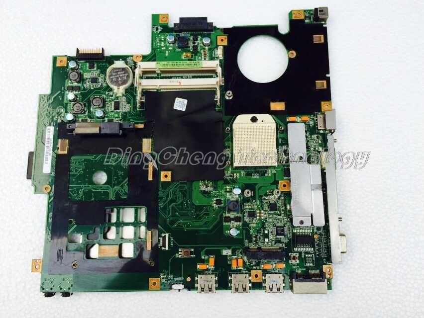 Original For Asus F5N laptop Motherboard ERV 2.1 integrated graphics card 100% fully tested asus g31 motherboard g31tlm g31tlm2 fully integrated g31tm v1 0 lot