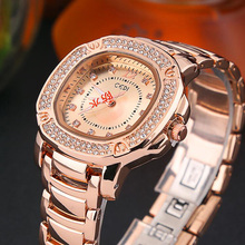 Watch Women Luxury Fashion Casual Diamond Waterproof Quartz Watches Sport Ladies Elegant Relogio Feminino Drop Shipping стоимость
