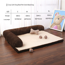 Extra Large Dog Bed Cama Perro Cama Para Cachorro Dog Beds For Small Dogs 2019 Hundedecke Pet Bed Products For Dogs Wholesale все цены