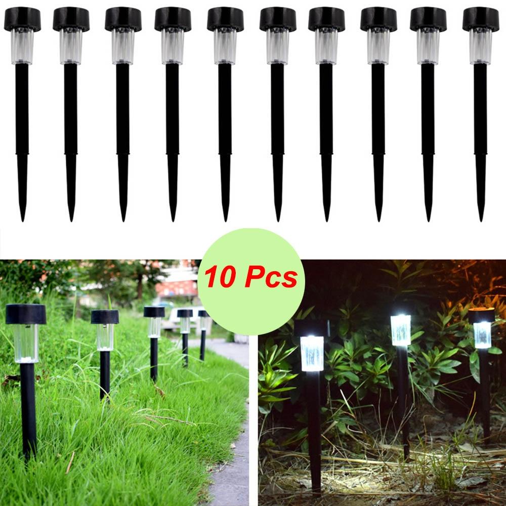 6 color Mini 3W Led Path Light Outdoor Lawn Garden Yard Landscape Lamp Spotlight