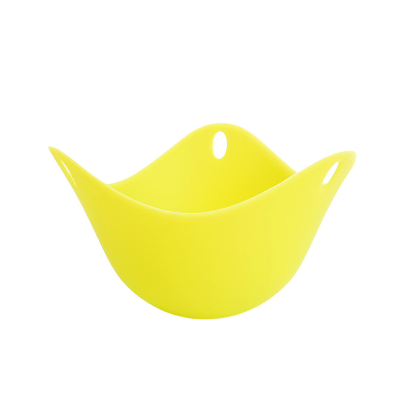 New Cortador De Biscoito Cooking Tools Silicone for Egg Poacher Cook Poach Pods Kitchen Cookware Tool Poached Baking Cup