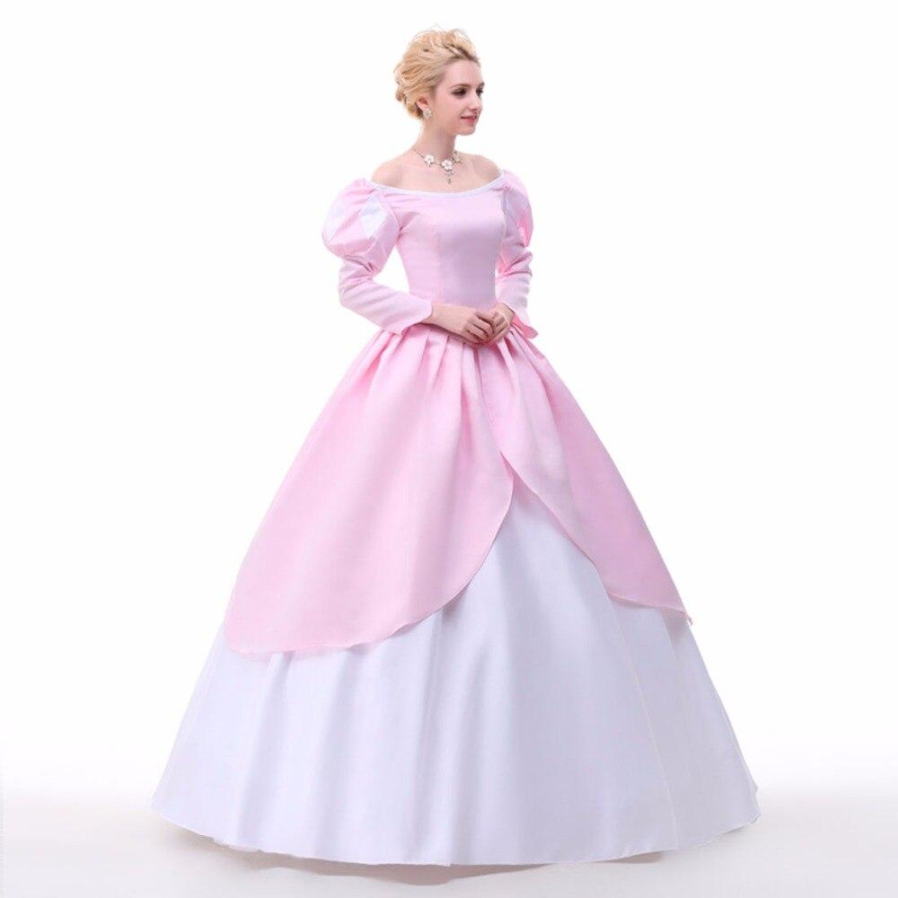 Magnífico Disney Vestidos De Boda De Cuento De Hadas Cresta ...