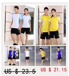 Футболка для настольного тенниса/бадминтона, футболка для бадминтона, ТЕННИСНАЯ СПОРТИВНАЯ ОДЕЖДА Джерси, быстросохнущие дышащие футболки для команды пинг-понга