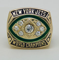 Factory Direct Sale 1968 New York Jets Super Bowl championship rings