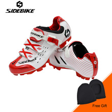Sidebike Pro Women Bike Bicycle Shoes Breathable Self-locking Cycling Shoes High Quality Riding MTB Shoes Sapatos de ciclismo