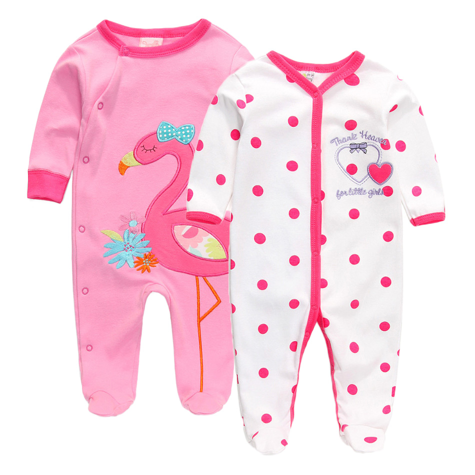 New year christmas Baby girl Clothes CCotton