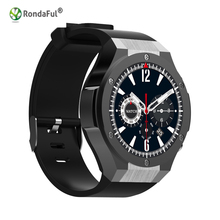 H2 Smart Watch 3G GPS Wifi Sync For Apple Android Heart Rate Monitor 5MP Camera Smart Bracelet Pedometer Anti-lost Smartwatch