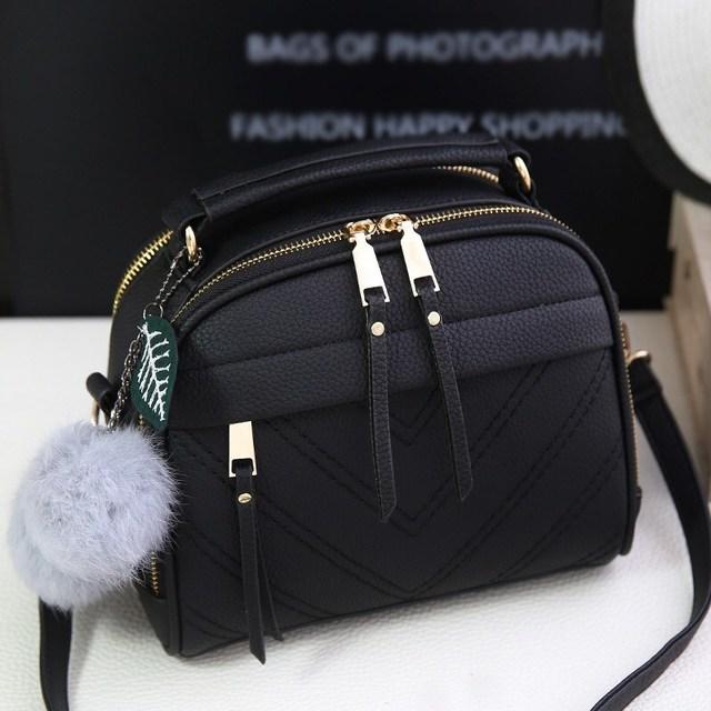 9202cb5dd08 women messenger bags new spring/summer 2018 inclined shoulder bag women's  leather handbags Bag ladies hand bags