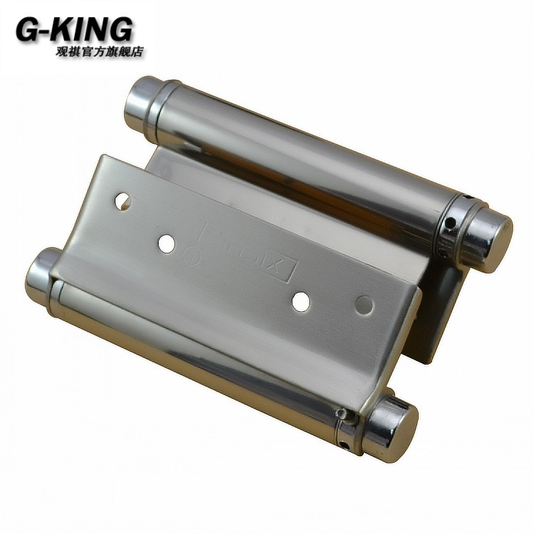Spring hinge automatic return hinge bidirectional free door closing spring hinge 6 inch bidirectional spring door hinge-in Cabinet Hinges from Home ...  sc 1 st  AliExpress.com : door closing spring - pezcame.com