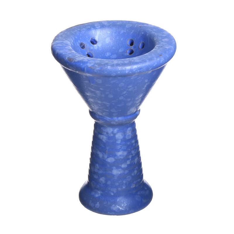 Fumar Dogo Cabeça Hookah Hookah Shisha Tigela Tigela Tigela de 9.2 cm de Altura Diâmetro Superior 6.4 cm