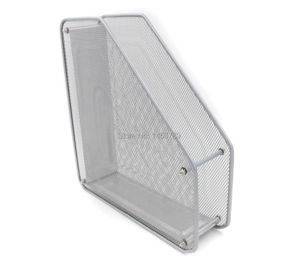 mesh desk organizer office paper holder supplies with. Black Bedroom Furniture Sets. Home Design Ideas