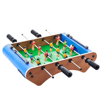 New large 4 bar soccer machine Table football soccer game outdoor/ indoor sport toys Parent child leisure entertainment toy gift