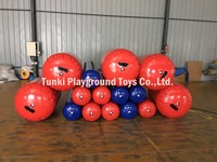 100*65cm Air roller for fitness Gym training