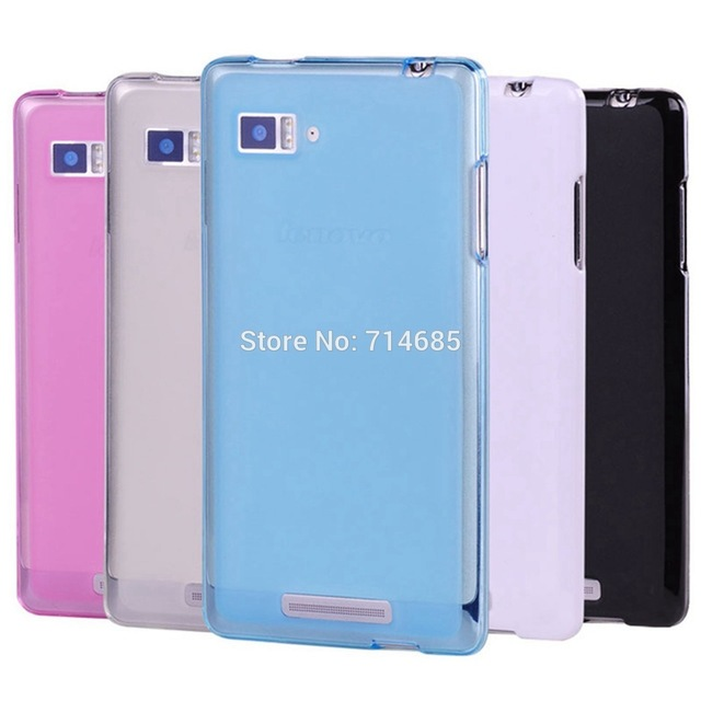 online store 08eeb 9c54c US $3.98 |1mm Luxury Quality Half Clear Crystal TPU Gel Soft Case for  Lenovo Vibe Z K910 Back Cover Skin on Aliexpress.com | Alibaba Group