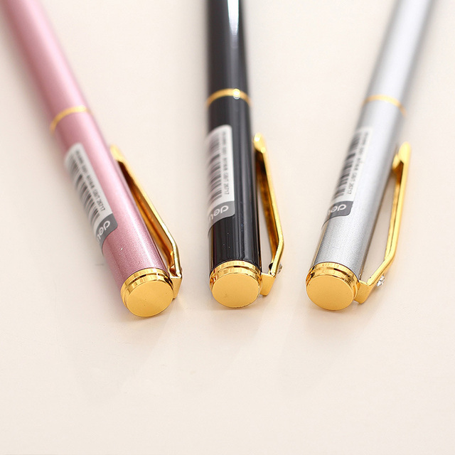 0.38mm High Quality All-Metal Lraurita Fountain Pen Kawaii Stationery Ink Pens Office School Supplies For Gift 4