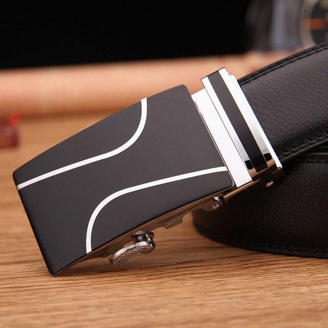 2017 new Brand fashion mens Luxury belts for men genuine leather Belts for man designer belt cowskin high quality freeshipping