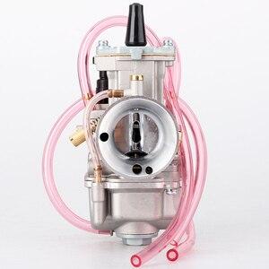 Image 5 - Carburador Universal para motocicleta Mikuni Koso, ATV, Suzuki, Yamaha, Honda Power Jet, 28mm, 30mm, 32mm, 34mm, 2T, 4T, PWK