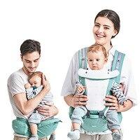 BethBear Baby Carrier 4 In 1 Hipseat Mochila Infantil Canguru Baby Backpacks Sling Carriers Ergonomic Mochila
